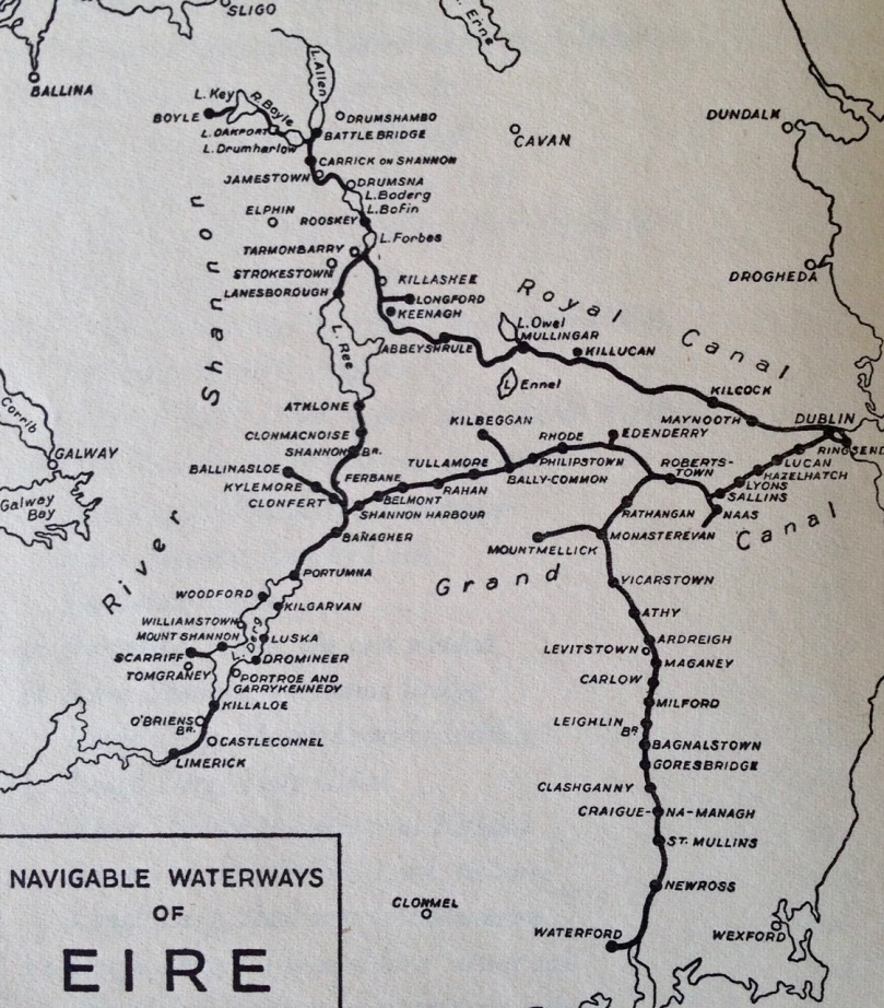 navigable waterways