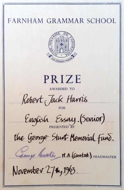 prize 63