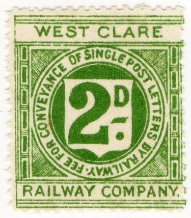 West Clare stamp