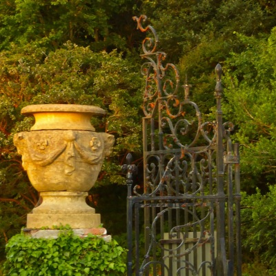 Urn and Gate