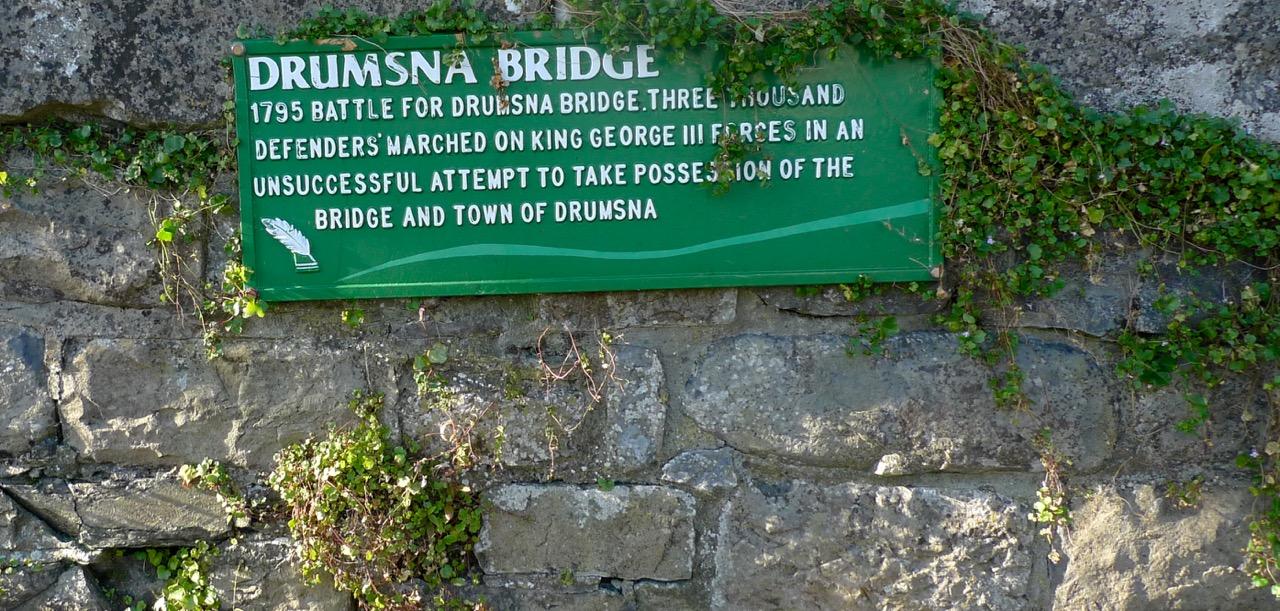 1795 battle Drumsna