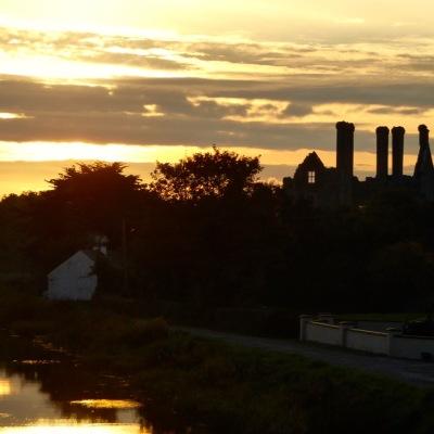 Ballycowan at sunset