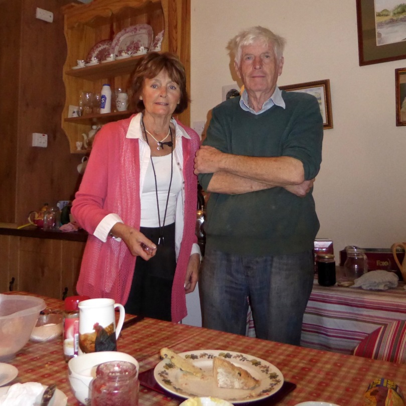 Claire and Paddy Crinnegan, Coolnahay