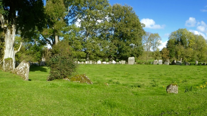 Grange Stone Circle, Lough Gur