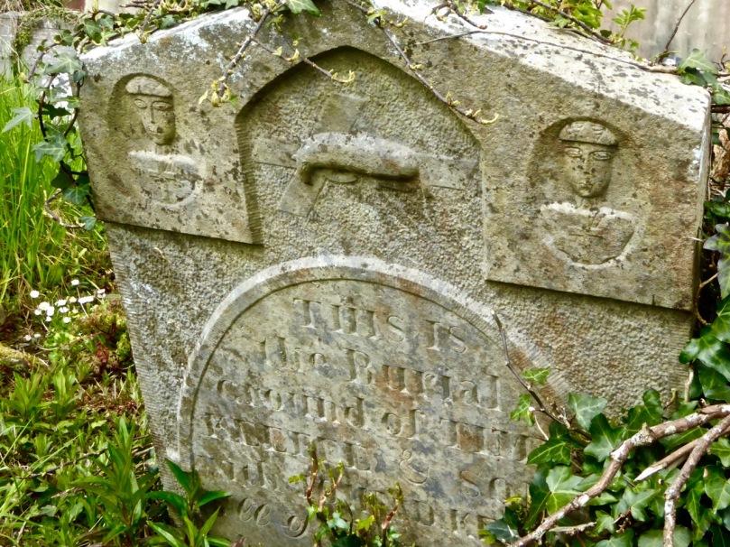 Headstone, Cullen