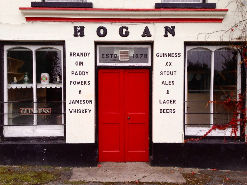 hogan shopfront