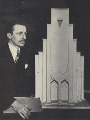 architect-and-model