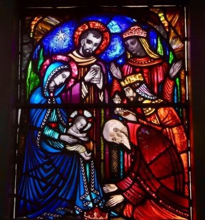 Church of the Annunciation, Cork. Magi