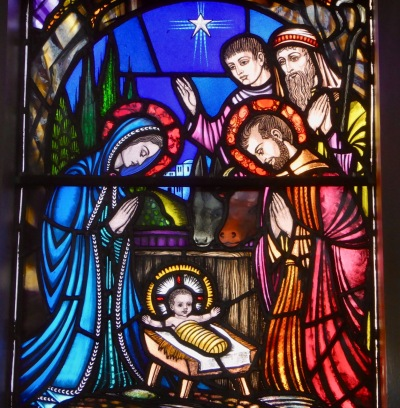 Church of the Annunciation, Cork. Nativity