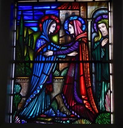 Church of the Annunciation, Cork. Visitation