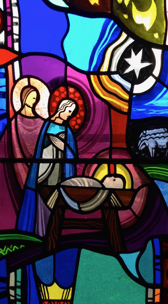 george walsh nativity