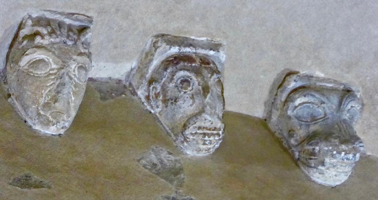 Heads cormacs chapel