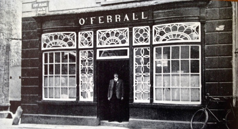 o'ferrall fry place