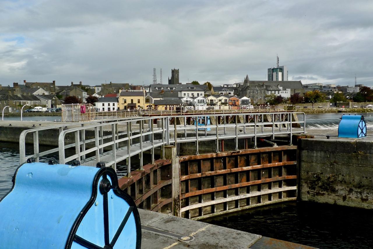 the lock athlone