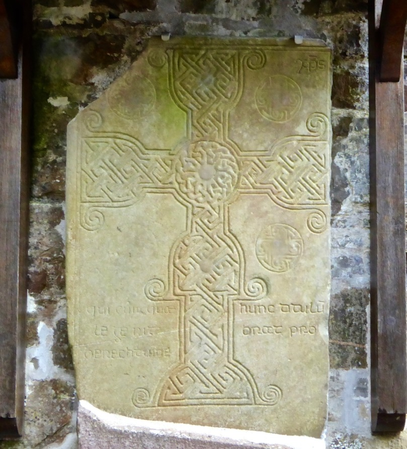 Tullylease cross slab