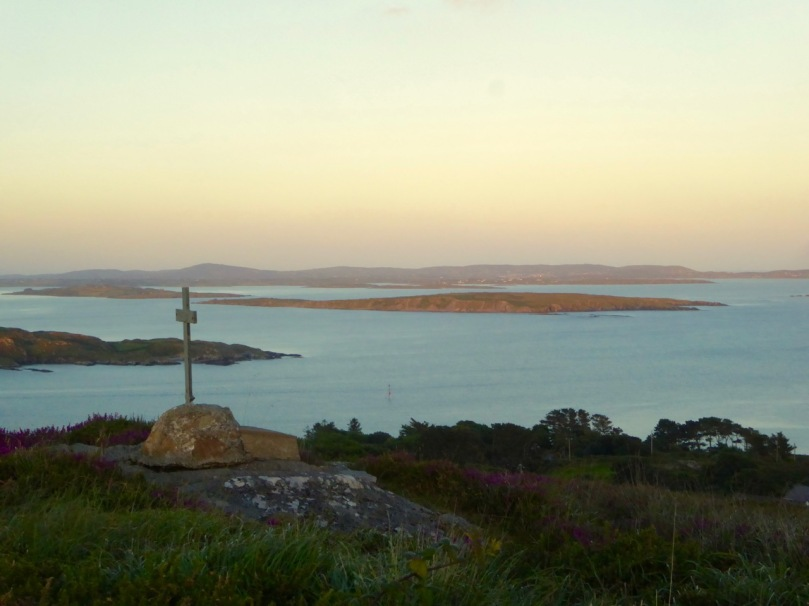 Roaringwater Bay from Sailors' Hill