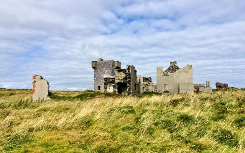 Brow Head ruined building
