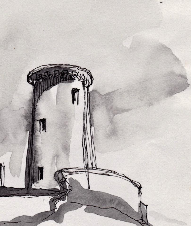 Cape Clear Deatil - Lighthouse