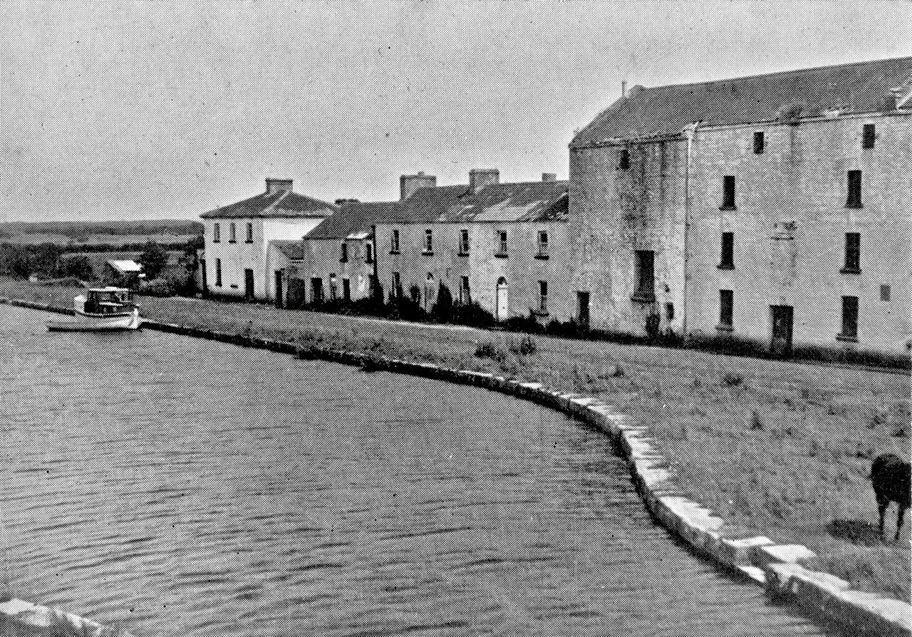 Cloondara Richmond Harbour 1946