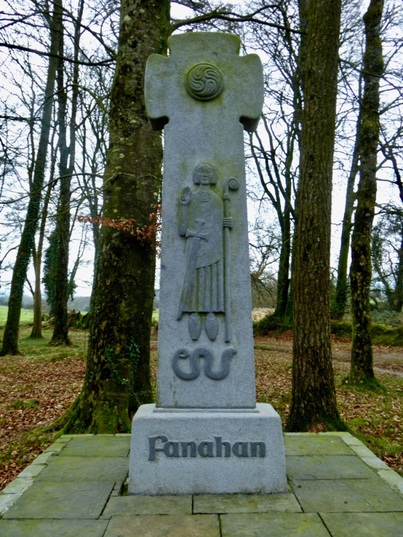 Fanahan cross