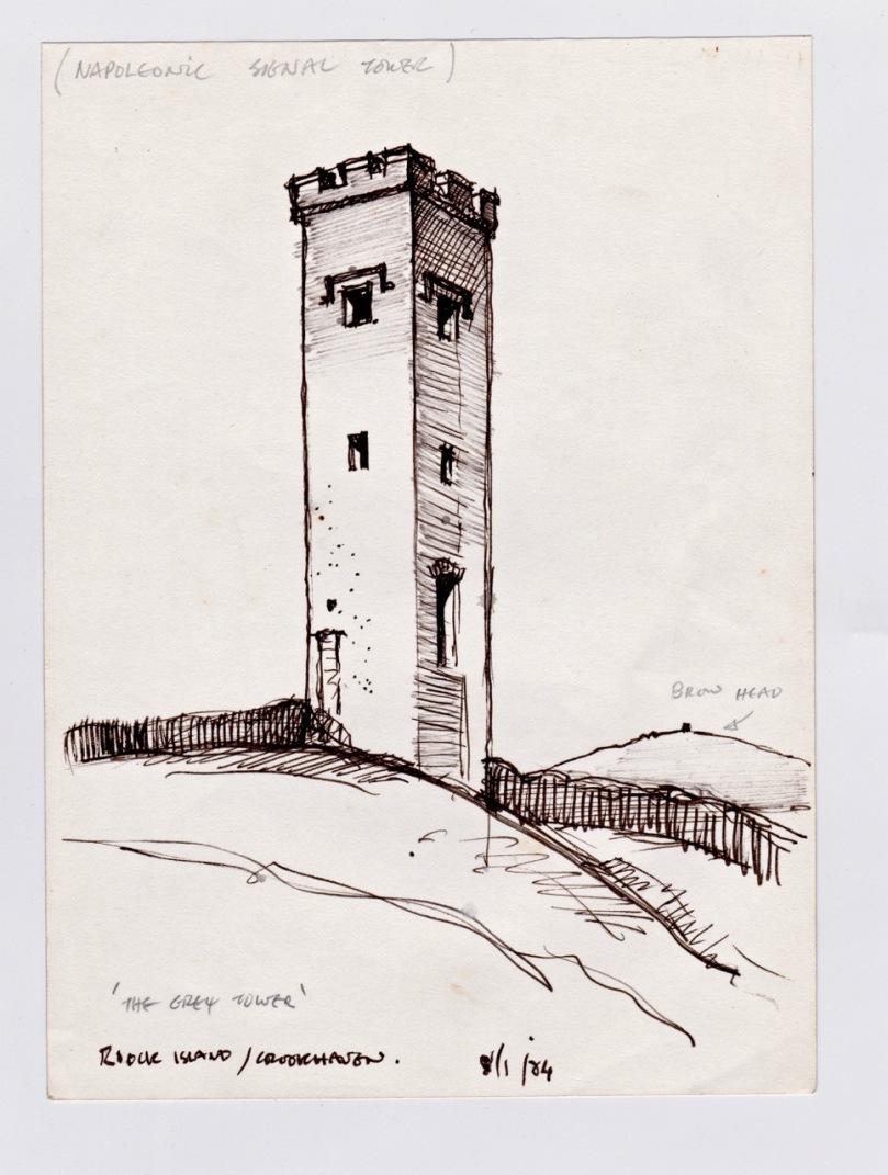 Rock Island Tower