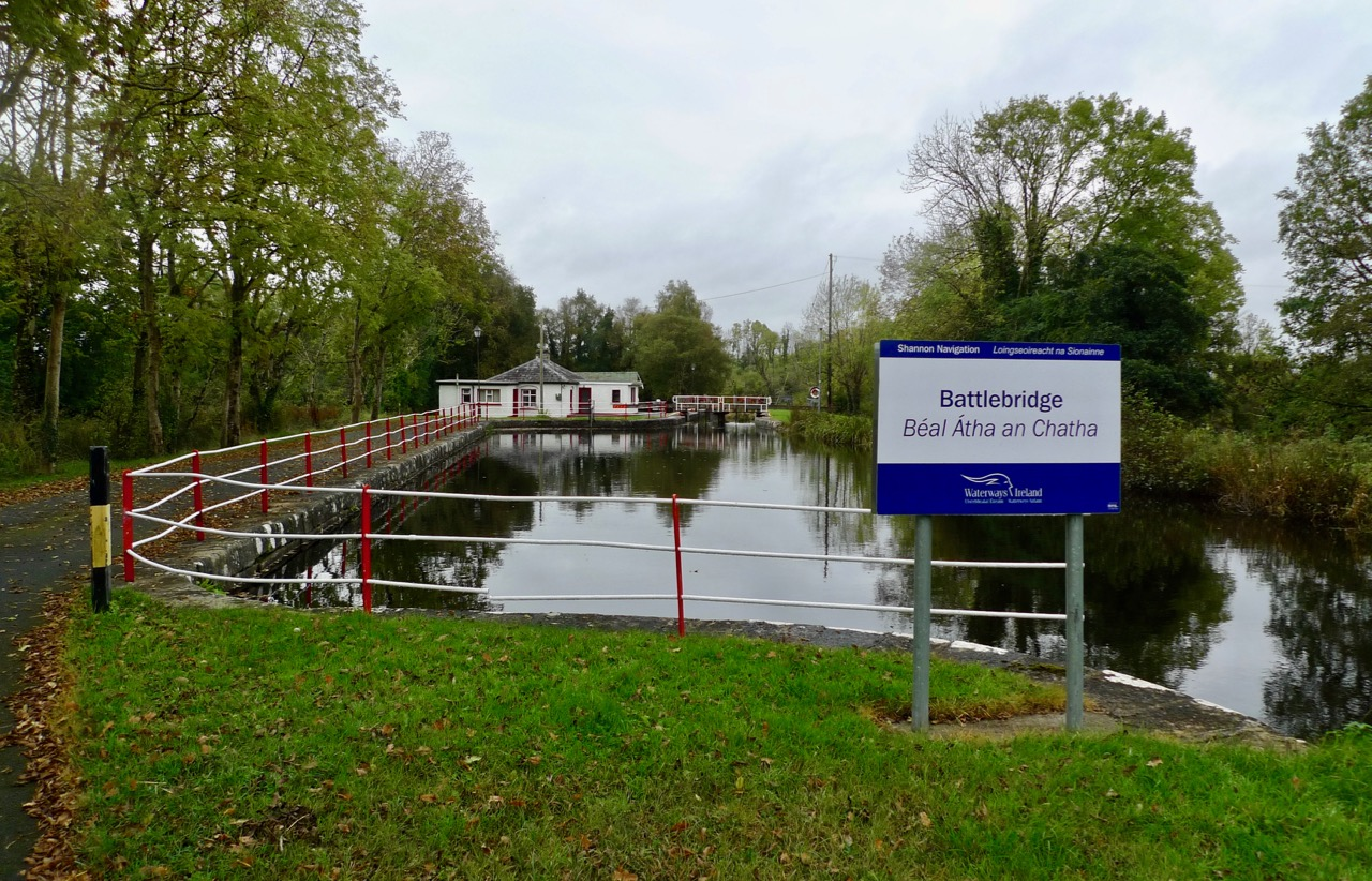 Battlebridge lock