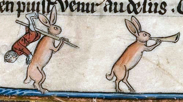 better hunting hares