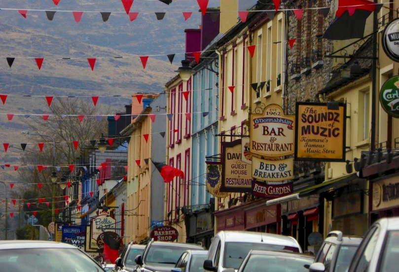 Colourful Kenmare 1