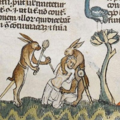 hares being bad