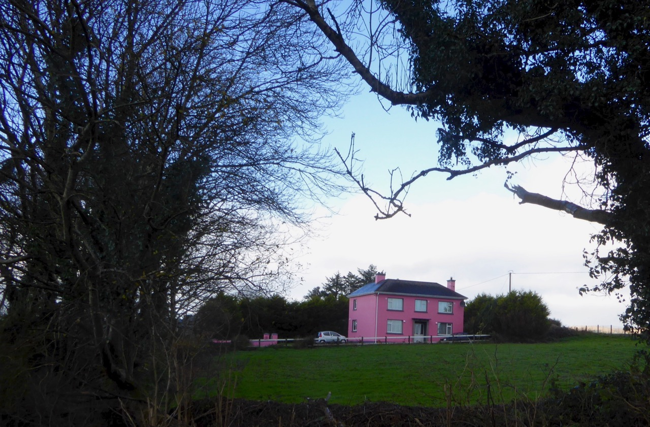 Pink, North of Skibb