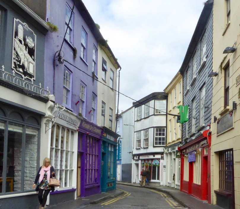 Purple in Kinsale