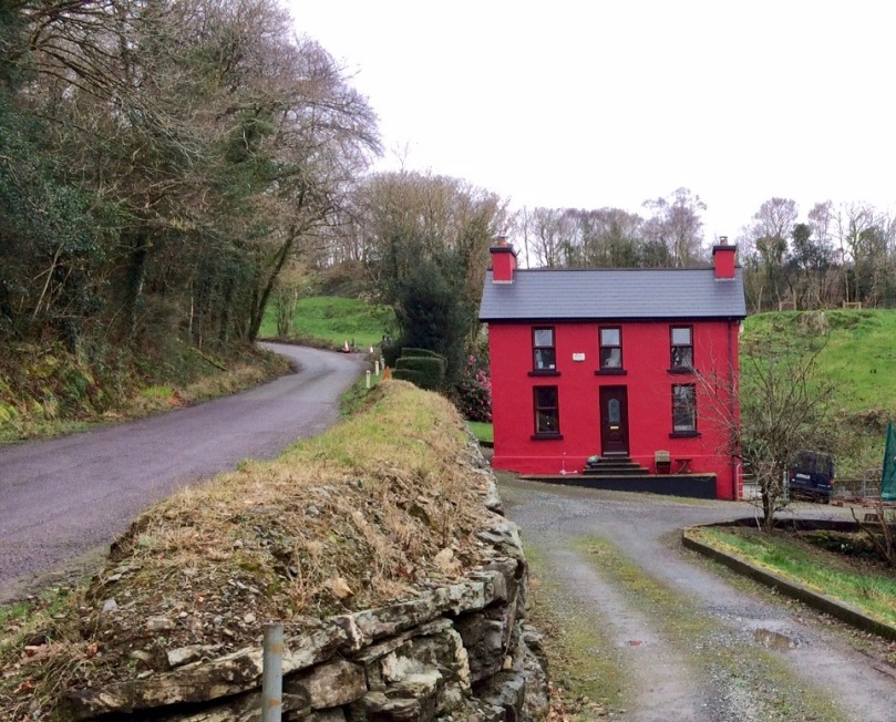 Red, Mill Little
