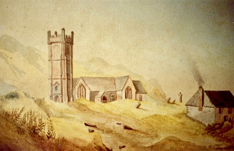 St Piran's Church, Perran Sands
