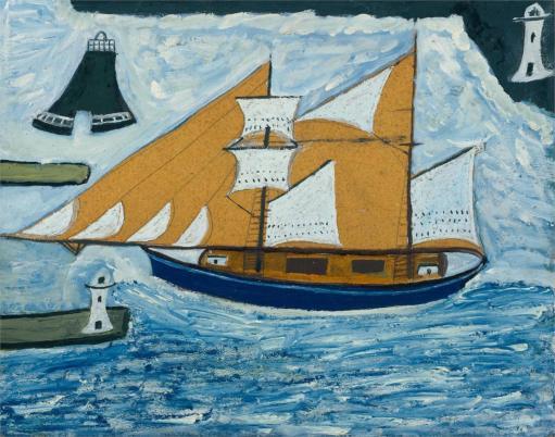 blue ship wallis 1934