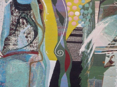 Lanyon Tapestry detail