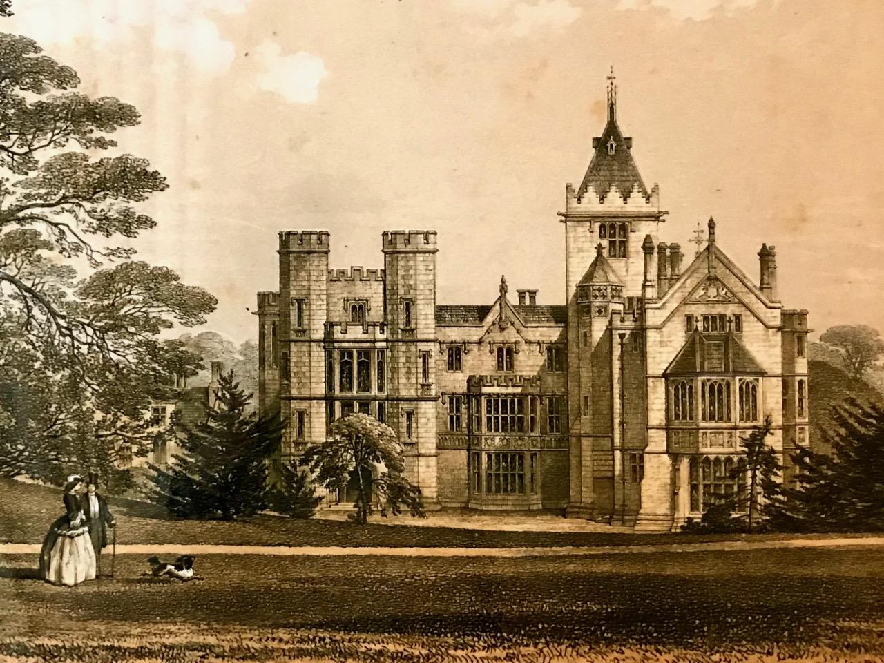 Irish history roaringwater journal for Adare house