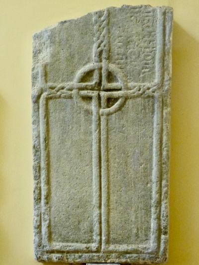 Cross Slab Knotwork