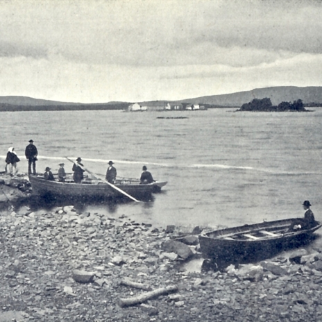 Lawrence Lough Derg c1903