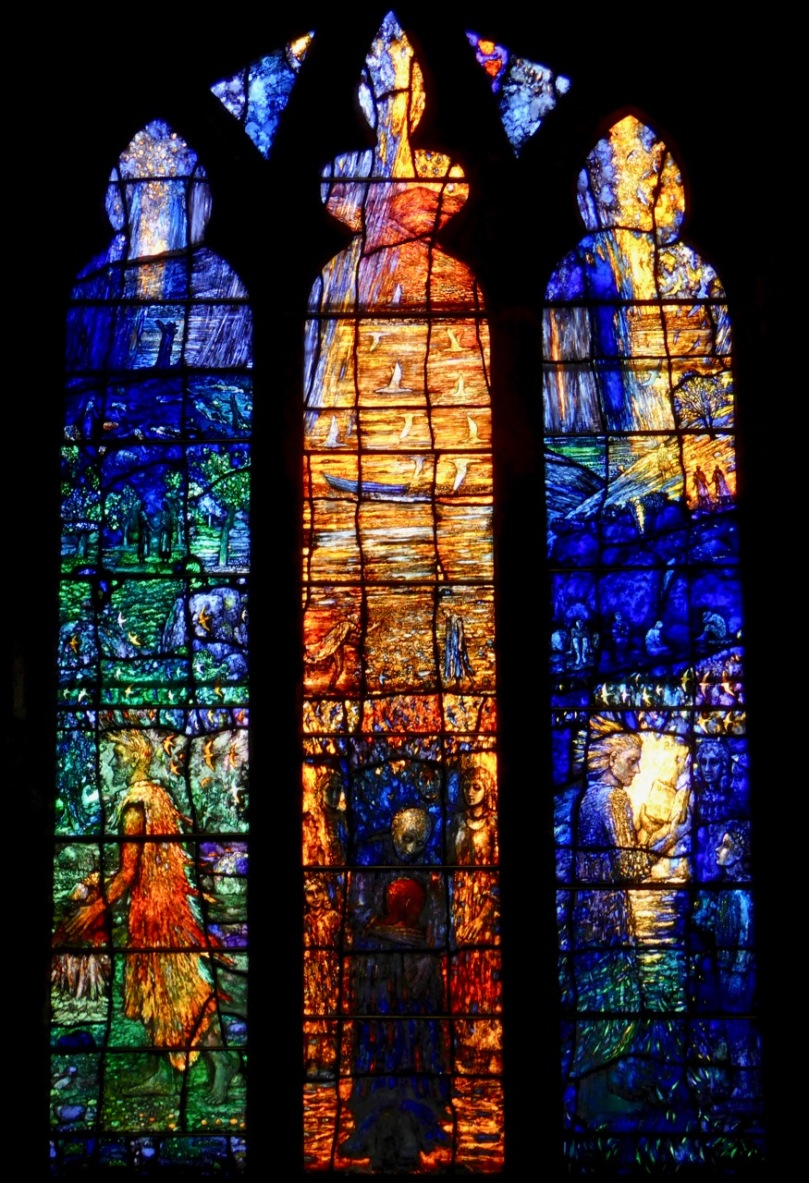 Although Its Installed In The Catholic Church It Was A Joint Initiative Of And Ireland Congregations There May Be Other Windows