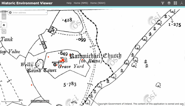 Map Of Ireland Vikings.Vikings In Ireland Roaringwater Journal