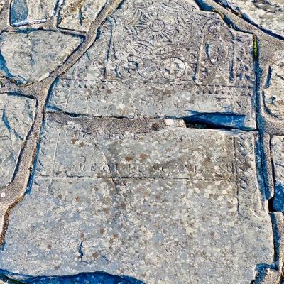 Ancient Slab