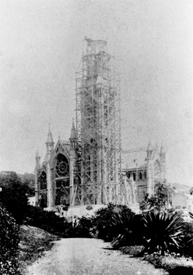 Cathedral Tower Building c1914
