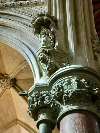 column head