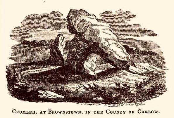 Brownshill Portal Tomb | Roaringwater Journal